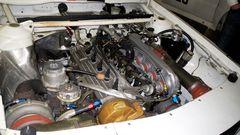 Pikes Peak AUDI QUATTRO S1,  der Motor