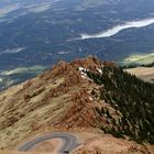 Pikes Peak Drive, Colorado, USA