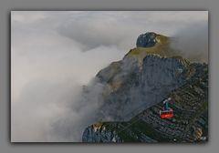 Pilatus - 01 über den Wolken