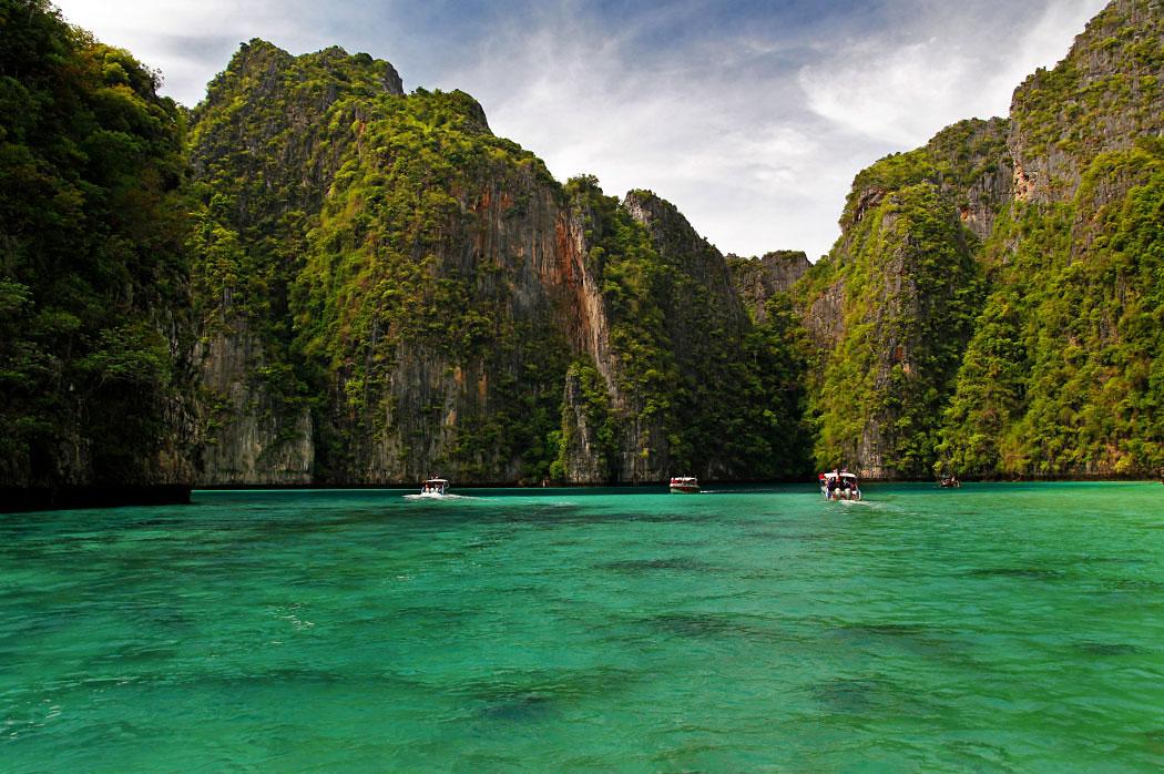 Pileh Bay in Thailand
