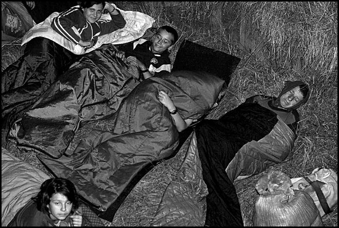 pilgern heisst kostenlos übernachten