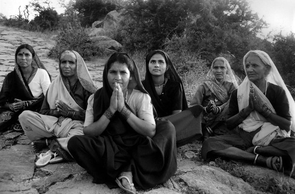 Pilgrims, India