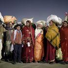 Pilgrims ~ Kumbh Mela