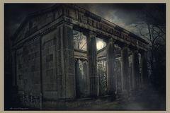 piliers de lumière