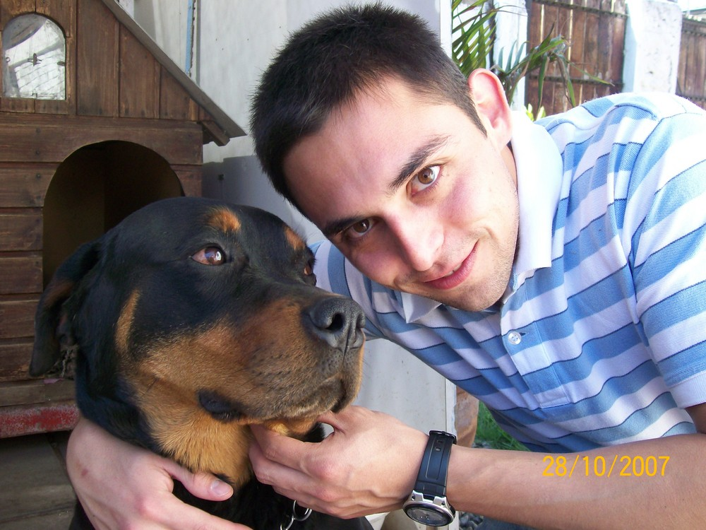 Pilo y Oscar