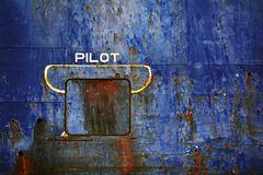 Pilot.....mit weniger Gamma....
