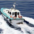 Pilots - Lotsenboot Akamantis von Limasol / Zypern