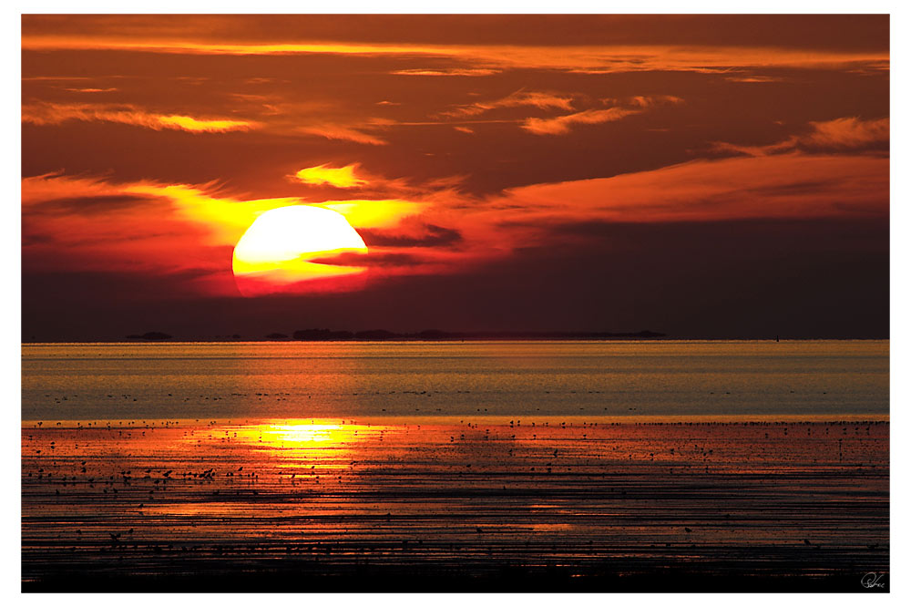 Pilsum Sunset
