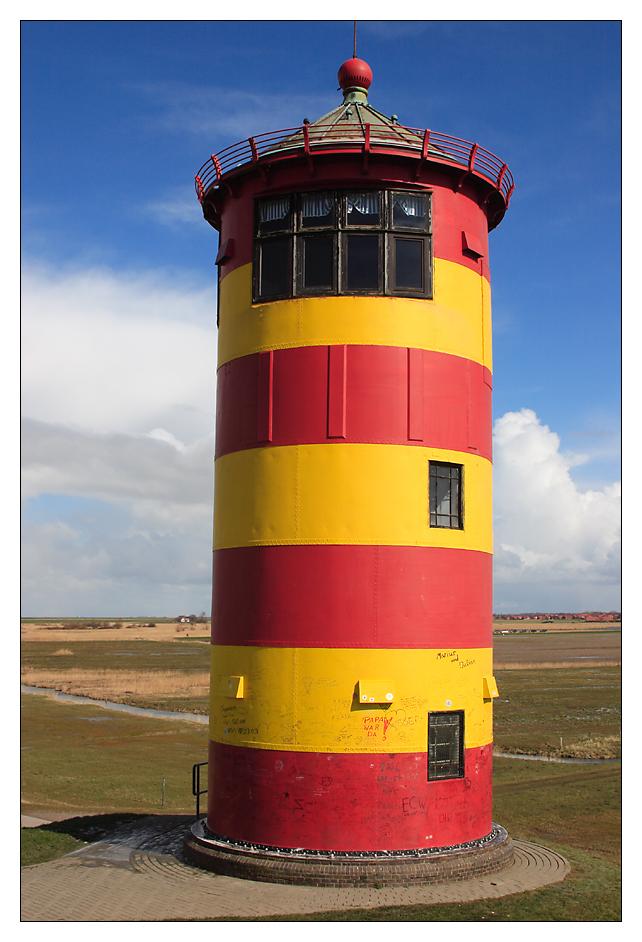 Pilsumer Leuchtturm ...