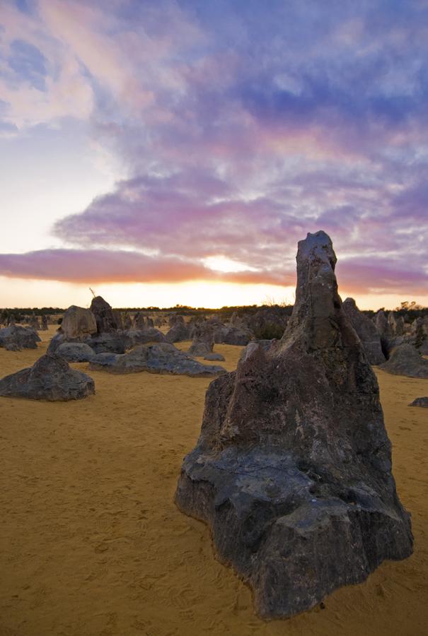 Pinacle Nationalpark
