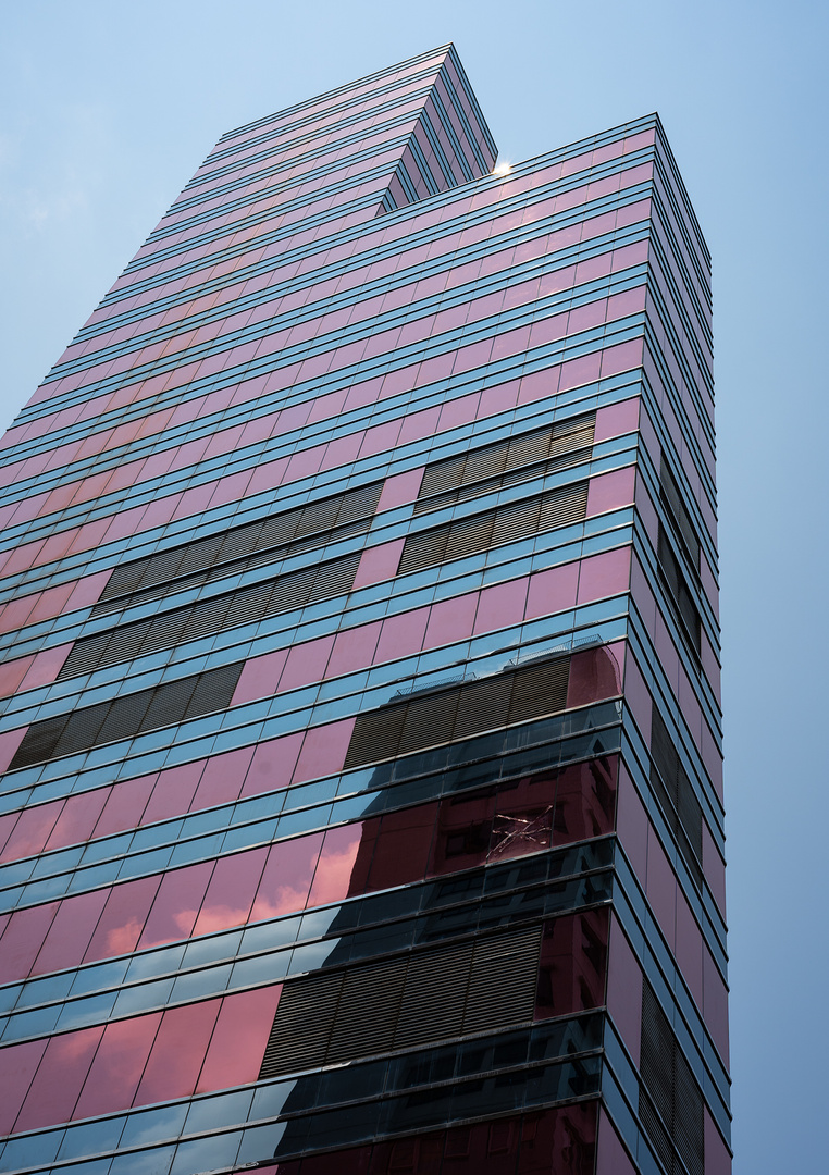 pink glas