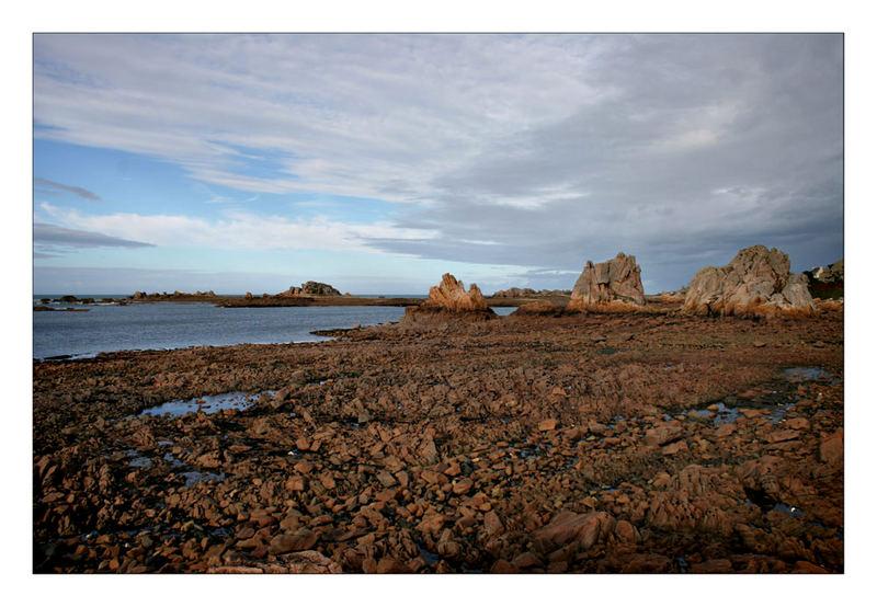 Pink Granite Coast, Brittany
