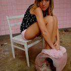 pink shot