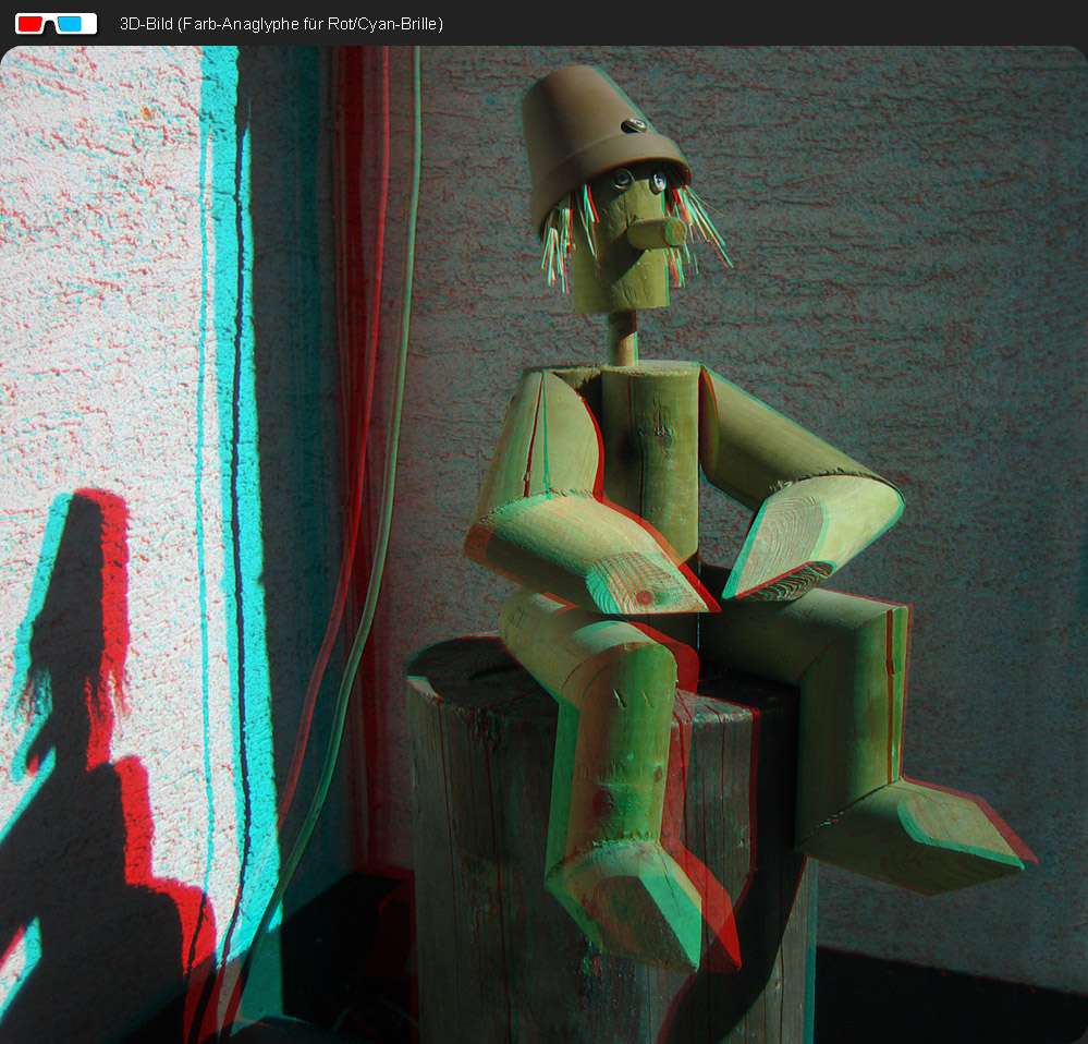 Pinocchio 3D