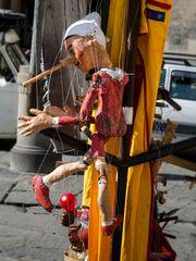 Pinocchio in Florenz