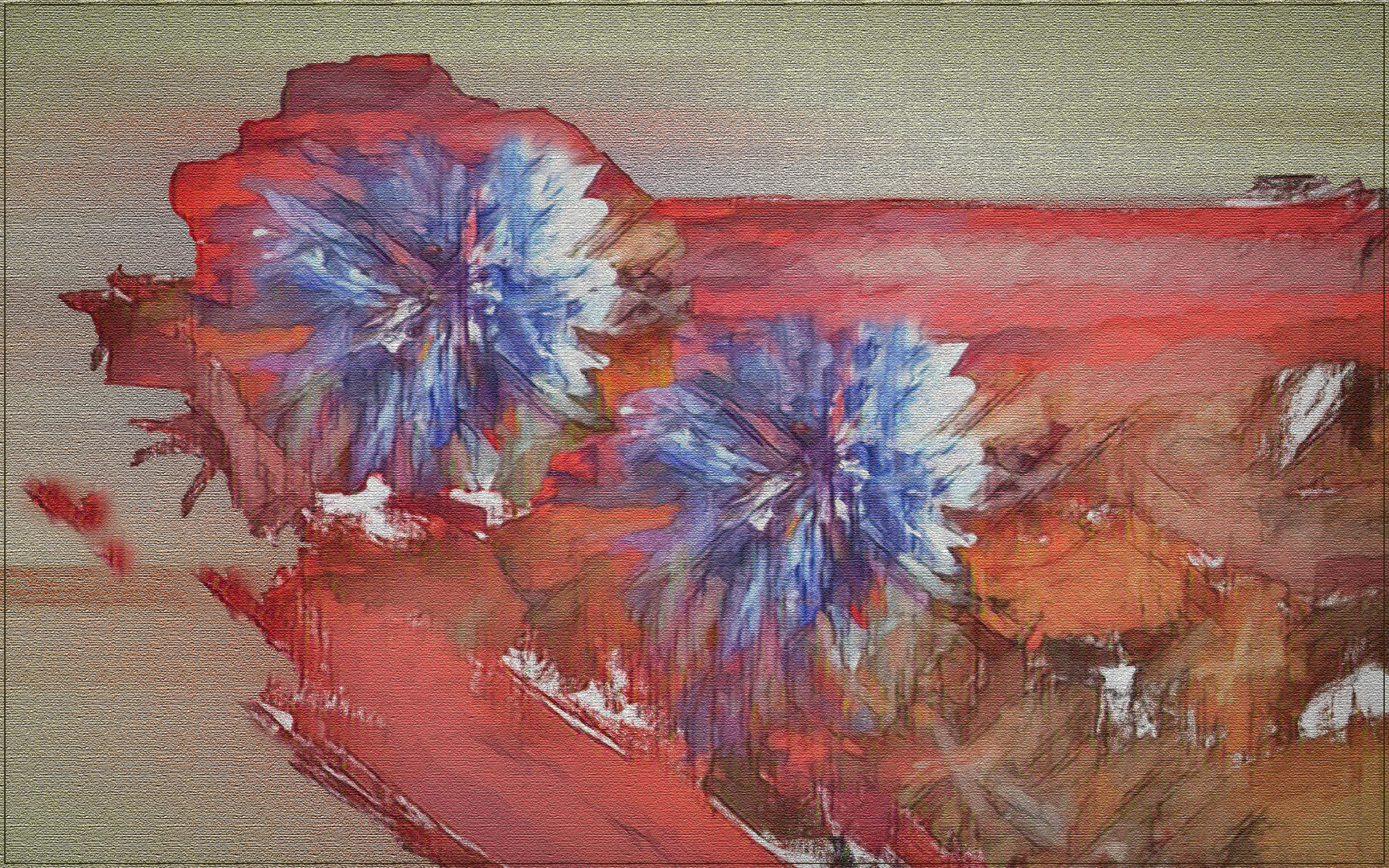 Pintando II