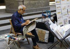 Pintar en Florencia