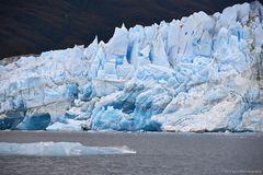 PIO XI - Gletscher