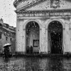 Pioggia ad Ariccia (Rm)