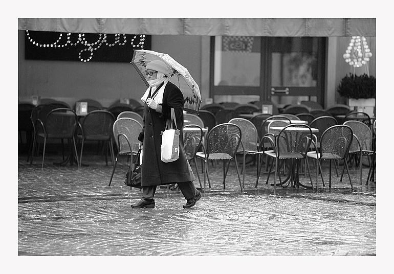 Pioggia e Freda in Italia