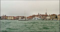 Piove a Venezia