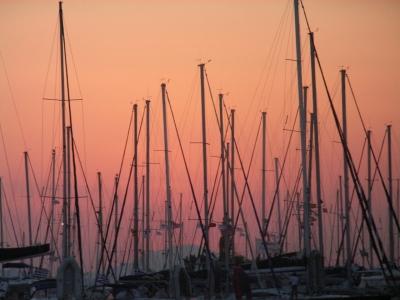 Piräüs Hafen