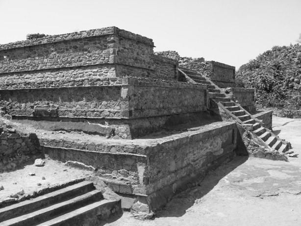 Piramide de Xiguingo