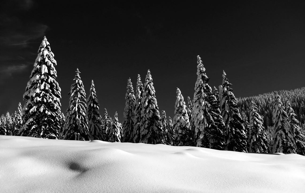 ..piramidi...di neve...