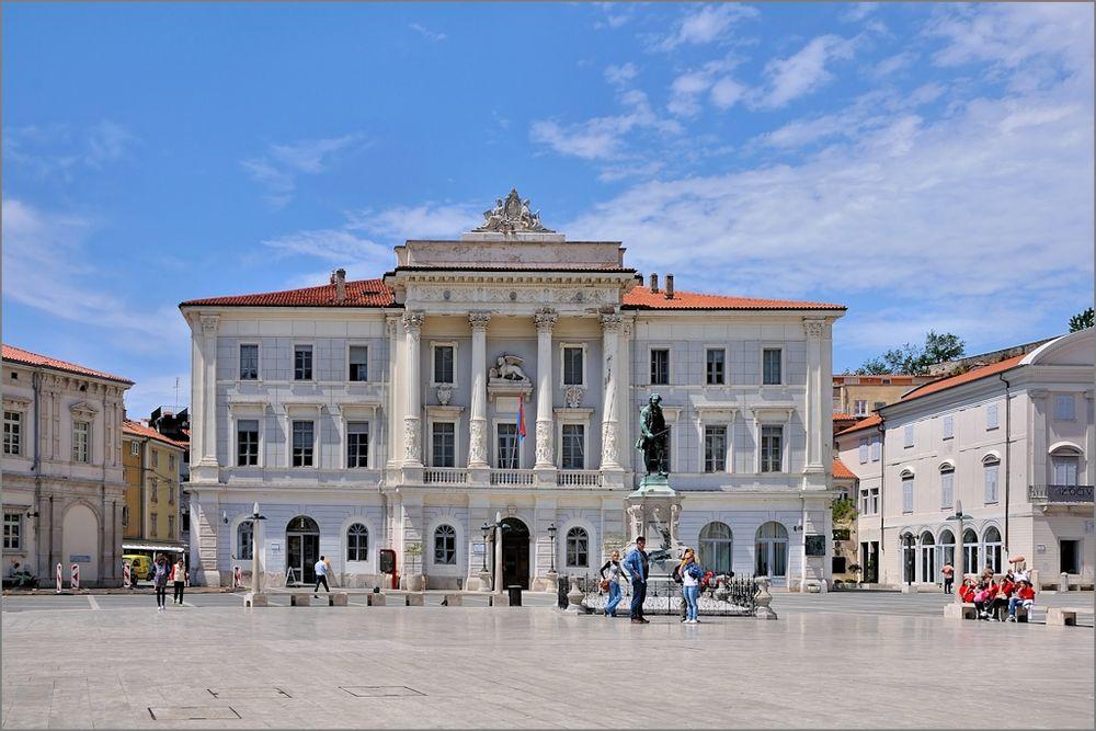 Piran - Palazzo Comunale