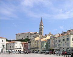 Piran - Piazza Tartini