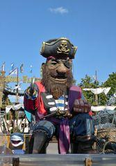 Pirat - der Regent ab heute ...