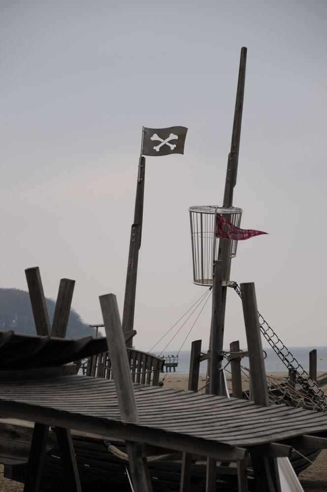 Piraten an der Ostsee