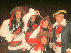 Piraten auf Karperfahrt