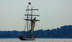 Piraten haben heute morgen Kiel angegriffen........