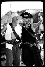 Piraten in Dranske...
