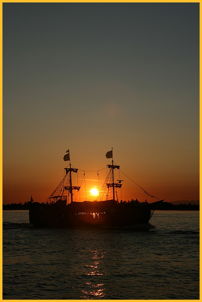 Piraten vor Venedig