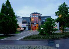 °°° Pirna Sonnenstein - Evakuierungszentrum, Einsatzzentrale, Schlafstätte °°°