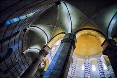 Pisa, Baptisterium
