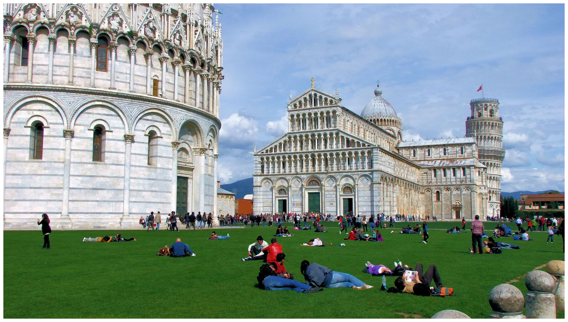 Pisa-campus