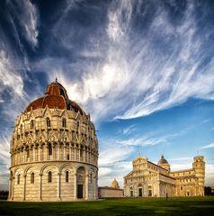 Pisa, der große Bruder!