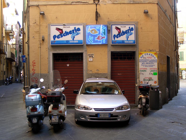 Pisa-Idylle