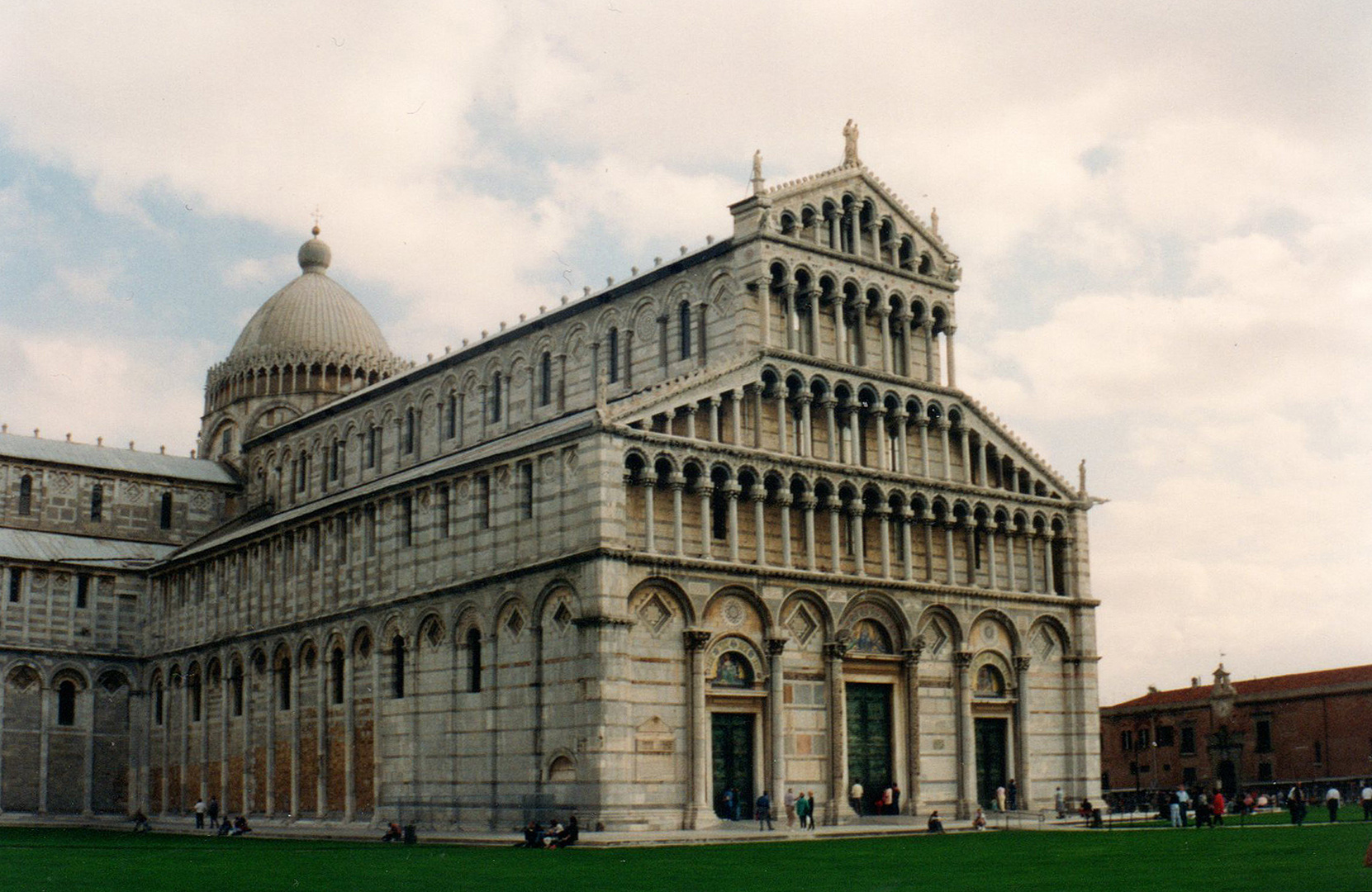 PISA - THE CATHEDRAL