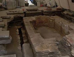 Piscina romana en Lugo