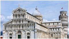 Pise, le Duomo