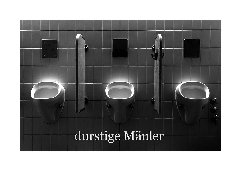 """""""Piss off"""" (Lichtspiele, Forum Fotografie Weissach im Tal 2012)"""