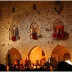 Pistoia - Der Dreh mit dem Mittelalter