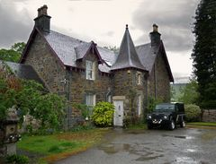 Pitlochry Cottage - LAND ROVER