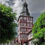 Pitoreskes Rathaus,  Wie Dazumal