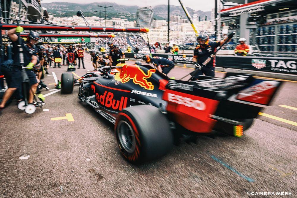 Pitstop in Monaco