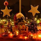 Pittiplatsch in Weihnachtsstimmung.
